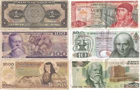 Currency - MEXICO